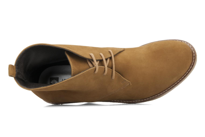 Boots en enkellaarsjes JB MARTIN Louve Bruin links