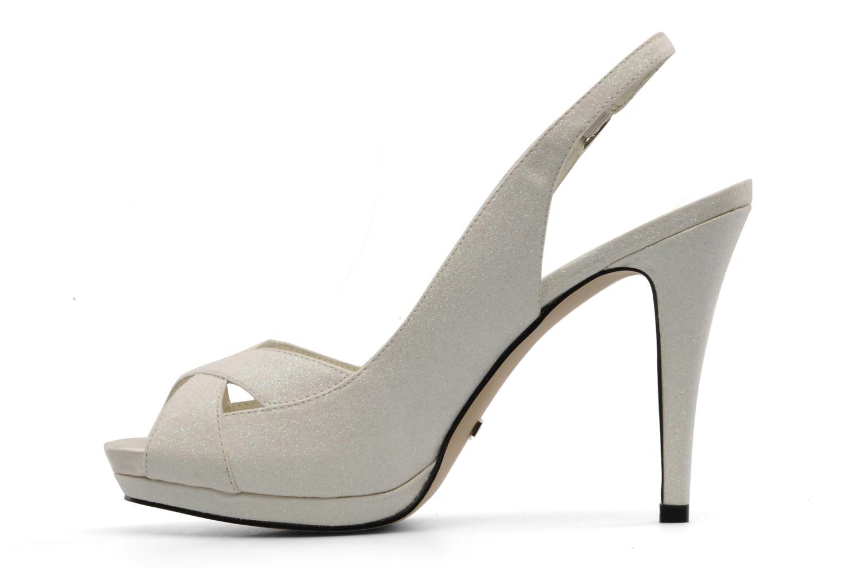 Sandales et nu-pieds Menbur Cindella Blanc vue face