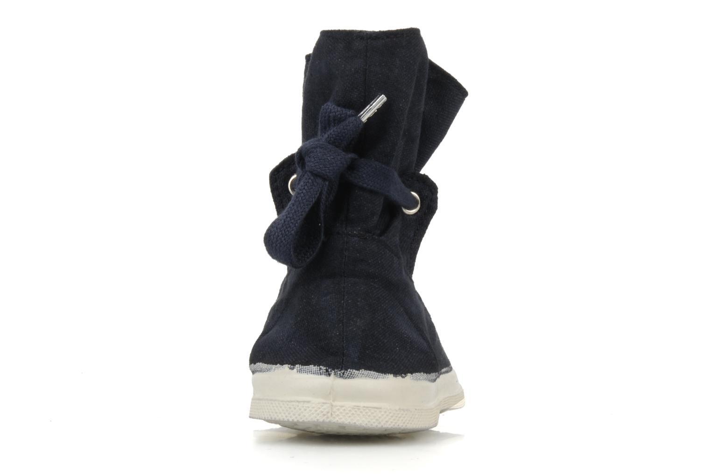 Boots en enkellaarsjes Bensimon Floby Blauw rechts