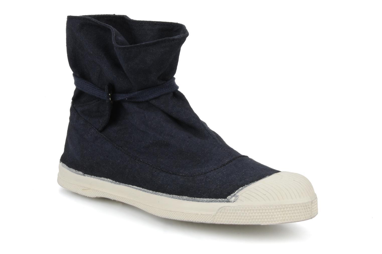 Boots en enkellaarsjes Bensimon Floby Blauw detail