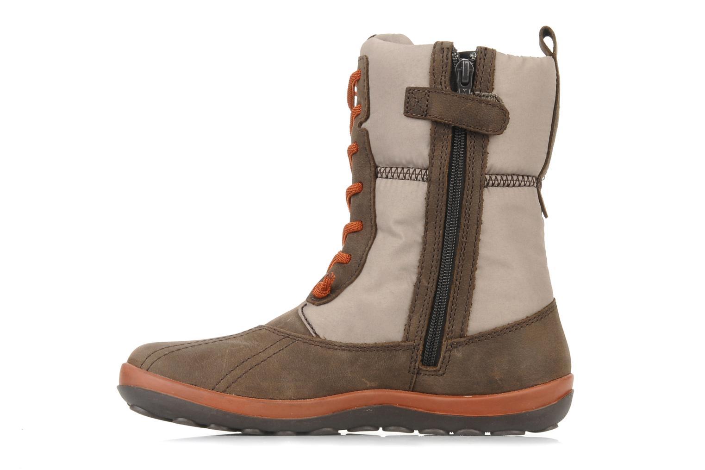 Boots & wellies Camper Peu pista 90150 Beige front view