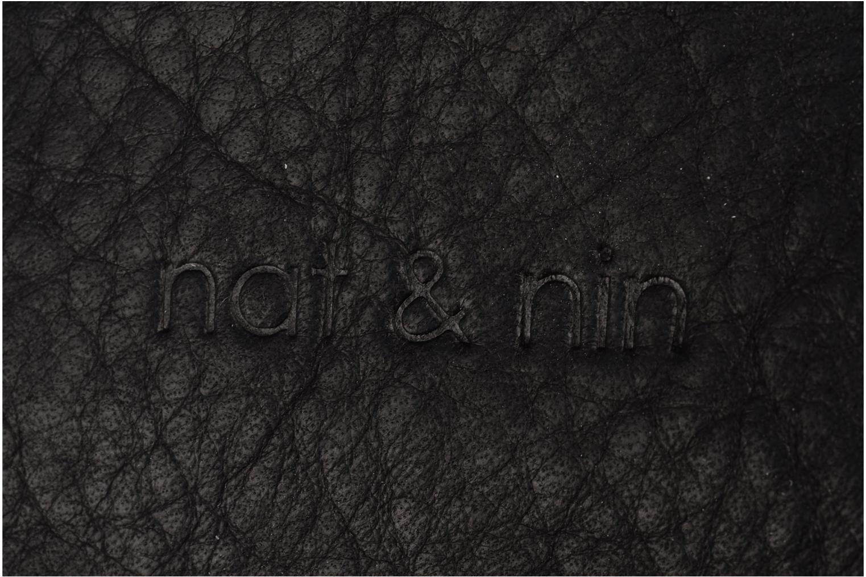 Bolsos de mano Nat & Nin Jen Negro vista lateral izquierda