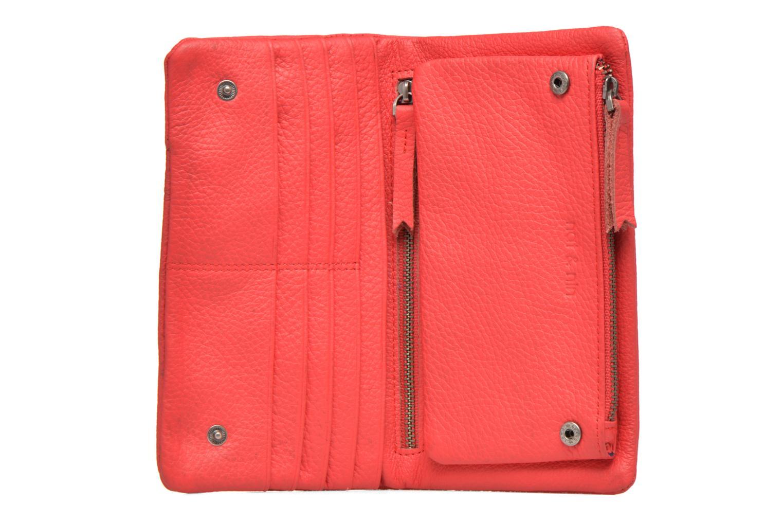 Portemonnaies & Clutches Nat & Nin Ally rot ansicht von hinten