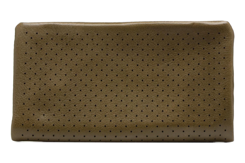 Portemonnaies & Clutches Nat & Nin Ally grün ansicht von vorne