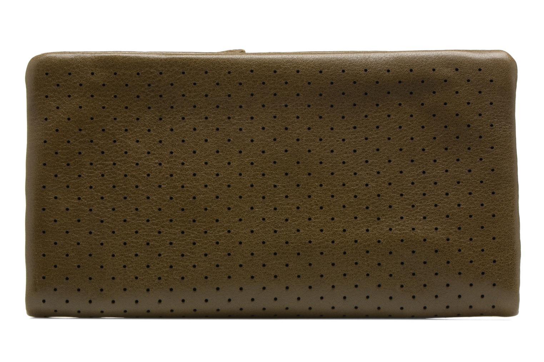 Petite Maroquinerie Nat & Nin Ally Vert vue détail/paire