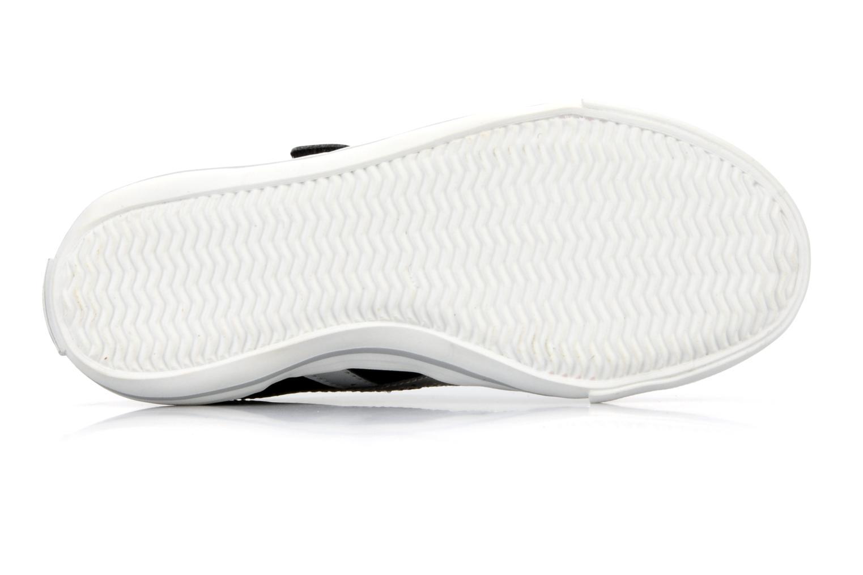 Sneakers Asics Aaron vc ps Zwart boven