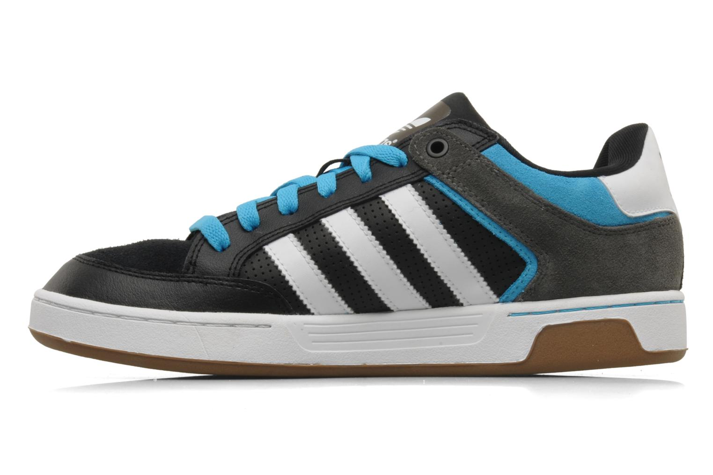 Baskets Adidas Originals Varial st Noir vue face