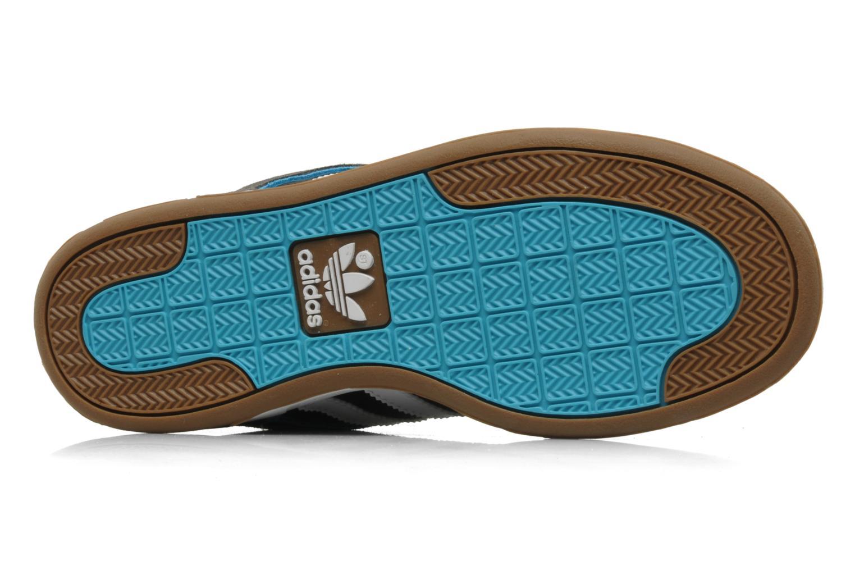 Baskets Adidas Originals Varial st Noir vue haut