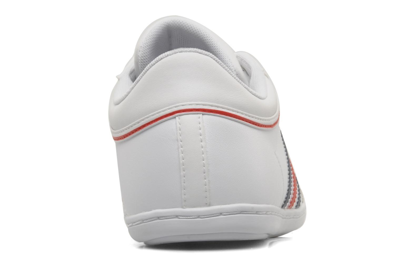 Baskets Adidas Originals Plimcana low Blanc vue droite