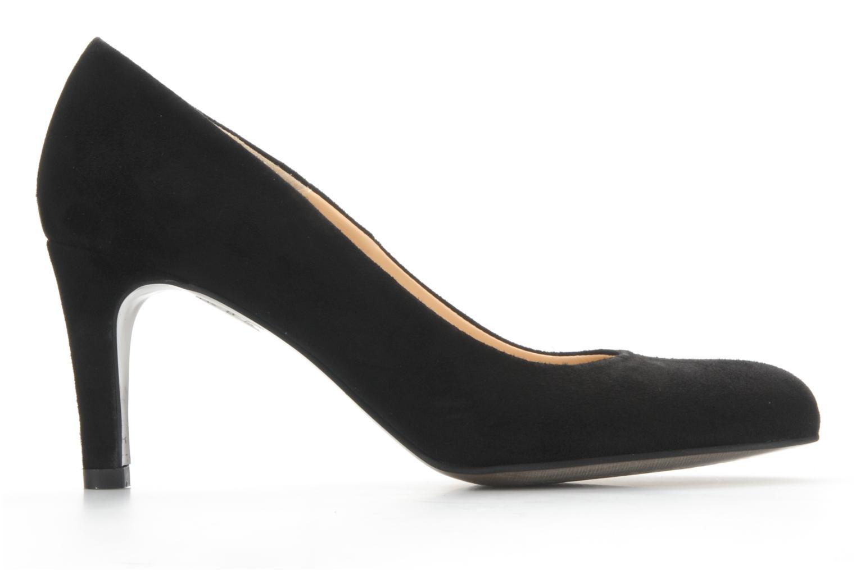 High heels Perlato Cid Black back view