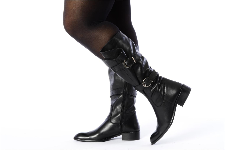 Stiefel Arima pour Elle Feld schwarz ansicht von unten / tasche getragen