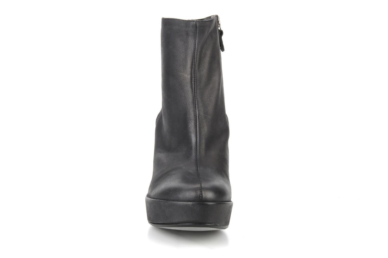 Bottines et boots Emma Go Keaton plus Noir vue portées chaussures