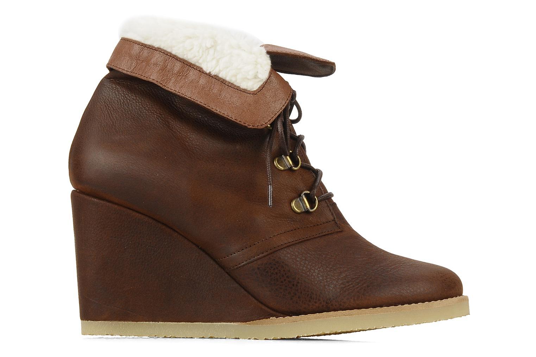 Bottines et boots Emma Go Keen Marron vue derrière
