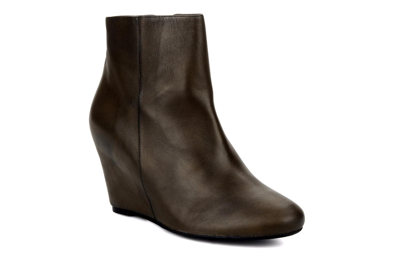 Bottines et boots Bocage Donuzo Marron vue détail/paire