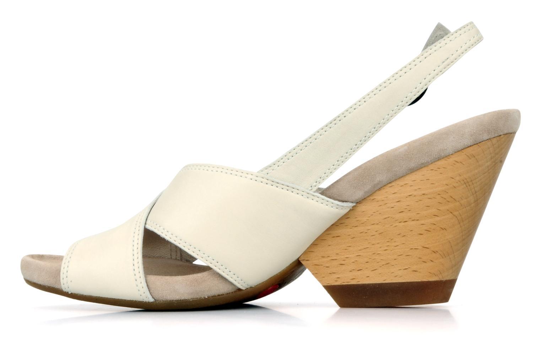 Sandalen Camper Rachael beige ansicht von vorne