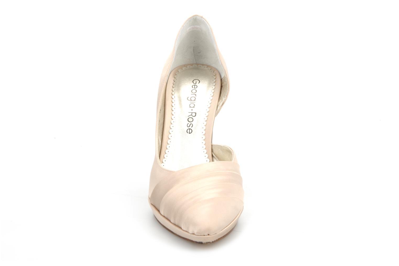 Escarpins Georgia Rose Louance Rose vue portées chaussures