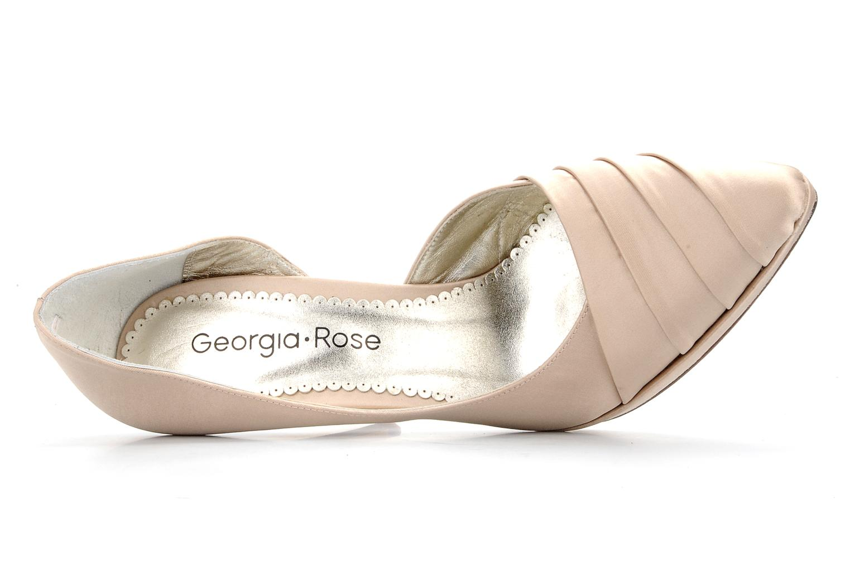 Pumps Georgia Rose Louance rosa ansicht von links