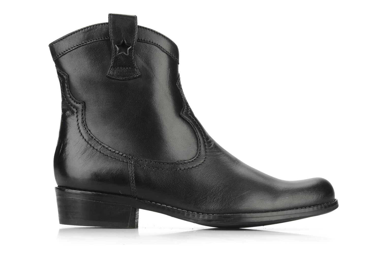 Bottes Pom d Api Nevada star boots Noir vue derrière