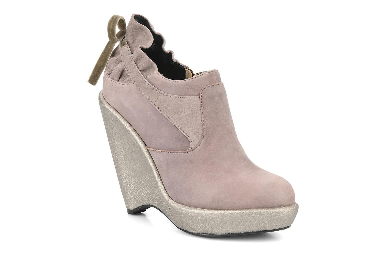 Bottines et boots Feud Brit Rose vue détail/paire