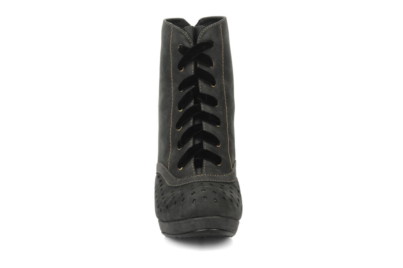Stiefeletten & Boots Feud Beckon schwarz schuhe getragen