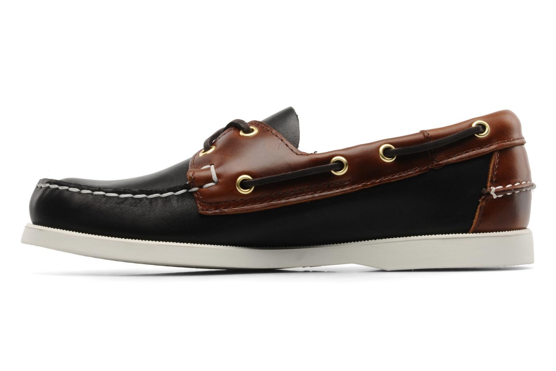 Chaussures à lacets Sebago Spinnaker M Noir vue face