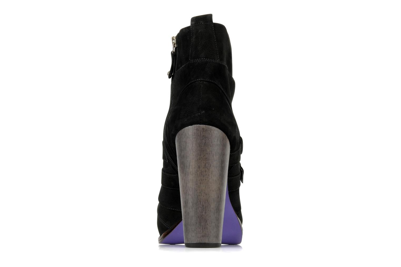 Stiefeletten & Boots Miezko Minko schwarz ansicht von rechts