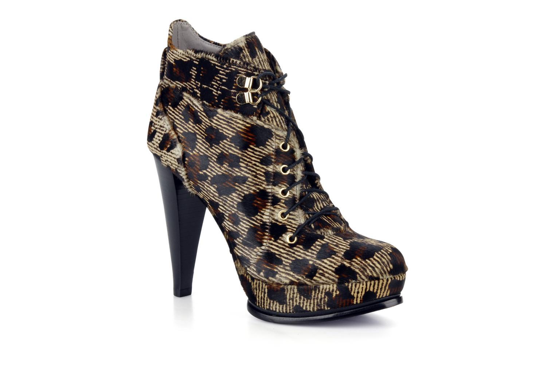 Ankelstøvler Miezko Manuela Multi detaljeret billede af skoene