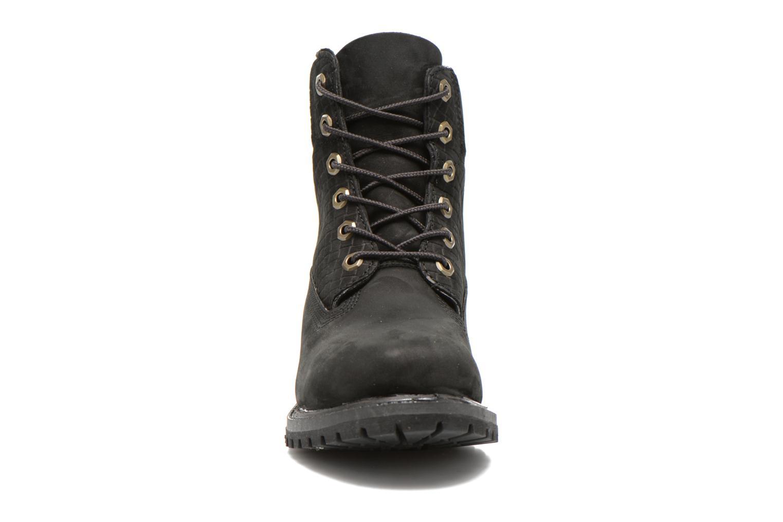 Bottines et boots Timberland 6 in premium boot w Noir vue portées chaussures