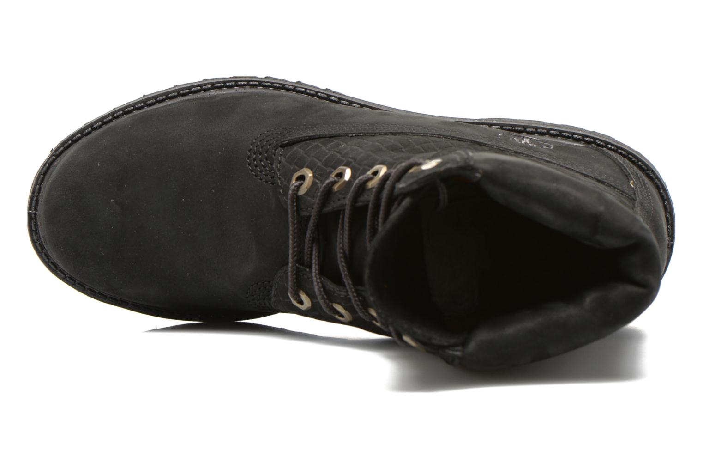 Bottines et boots Timberland 6 in premium boot w Noir vue gauche