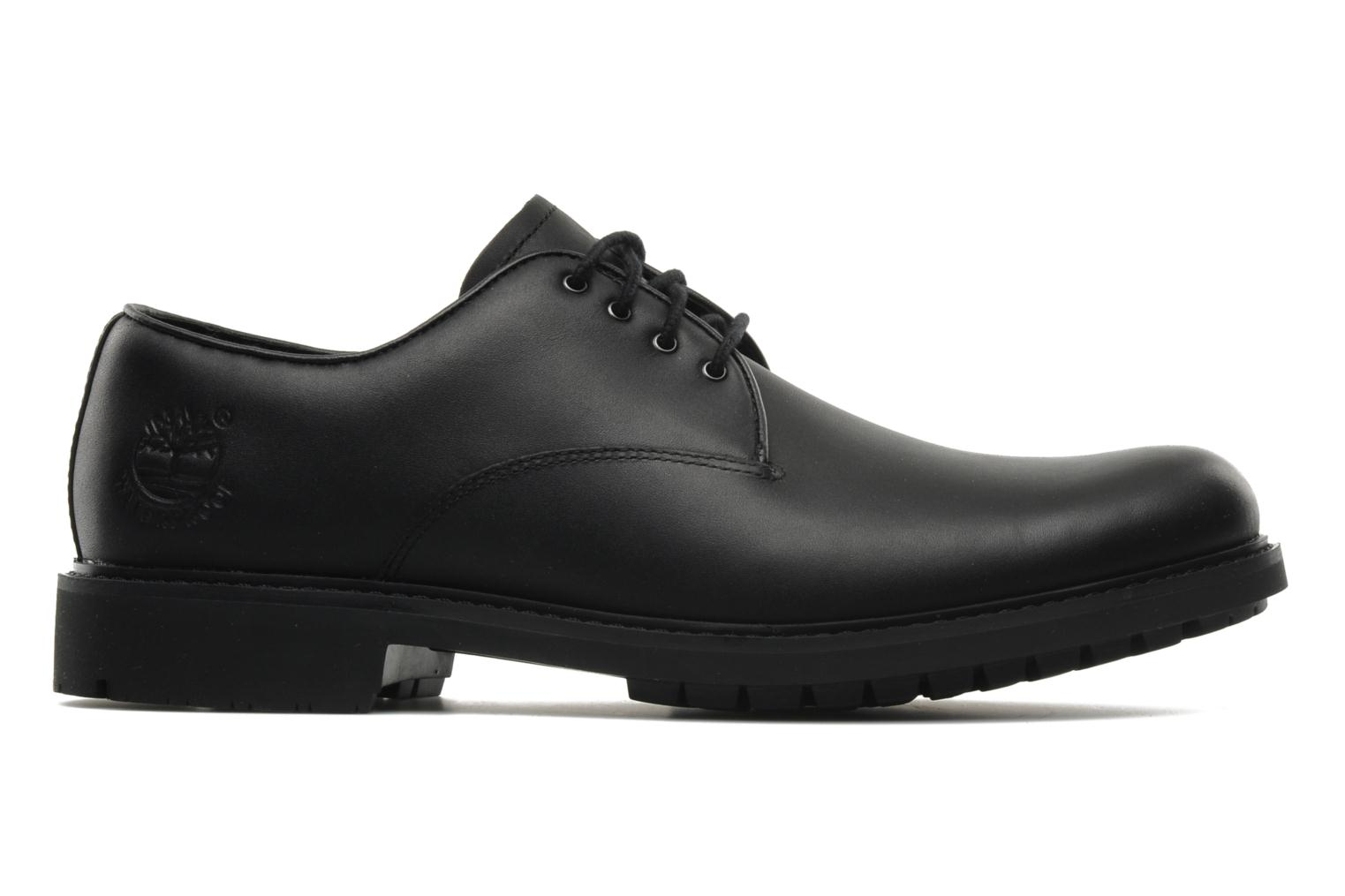 Chaussures à lacets Timberland Earthkeepers Stormbuck Plain Toe Oxford Noir vue derrière