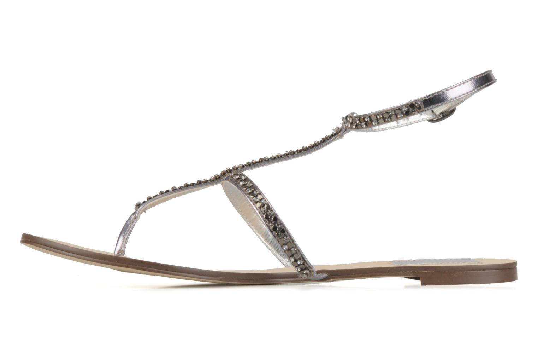 Sandalen Chocolate Schubar Diamond grau ansicht von vorne