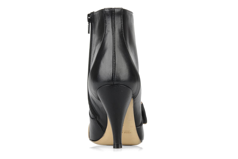 Bottines et boots C.Petula Olga Noir vue droite