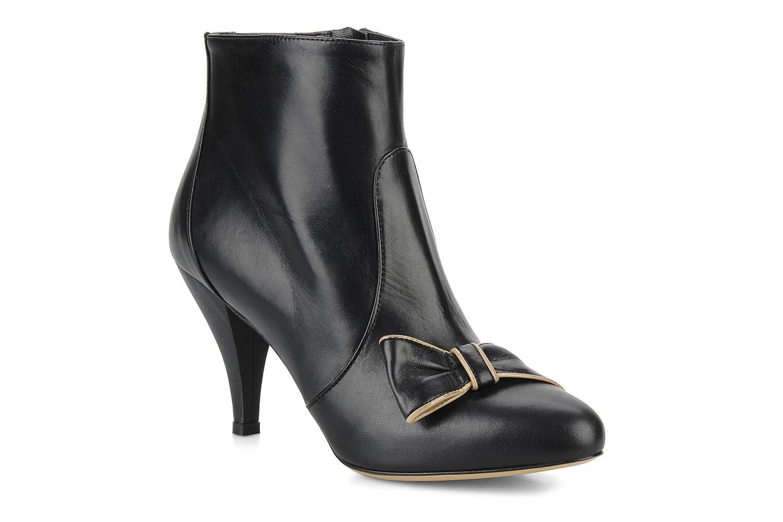 Bottines et boots C.Petula Olga Noir vue détail/paire
