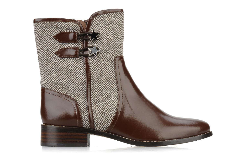 Bottines et boots C.Petula Janette Marron vue derrière