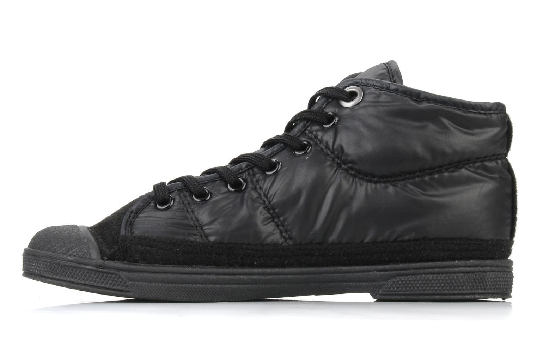 Sneakers Le temps des cerises Basic 03 doune Zwart voorkant