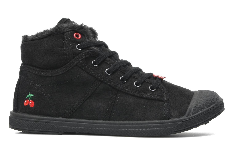 Sneakers Le temps des cerises LC Basic 03 Nero immagine posteriore