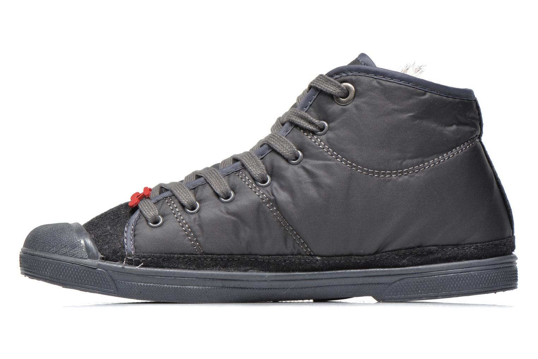 Sneaker Le temps des cerises Basic 03 doune grau ansicht von vorne