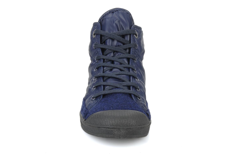 Sneakers Le temps des cerises Basic 03 doune Blauw model