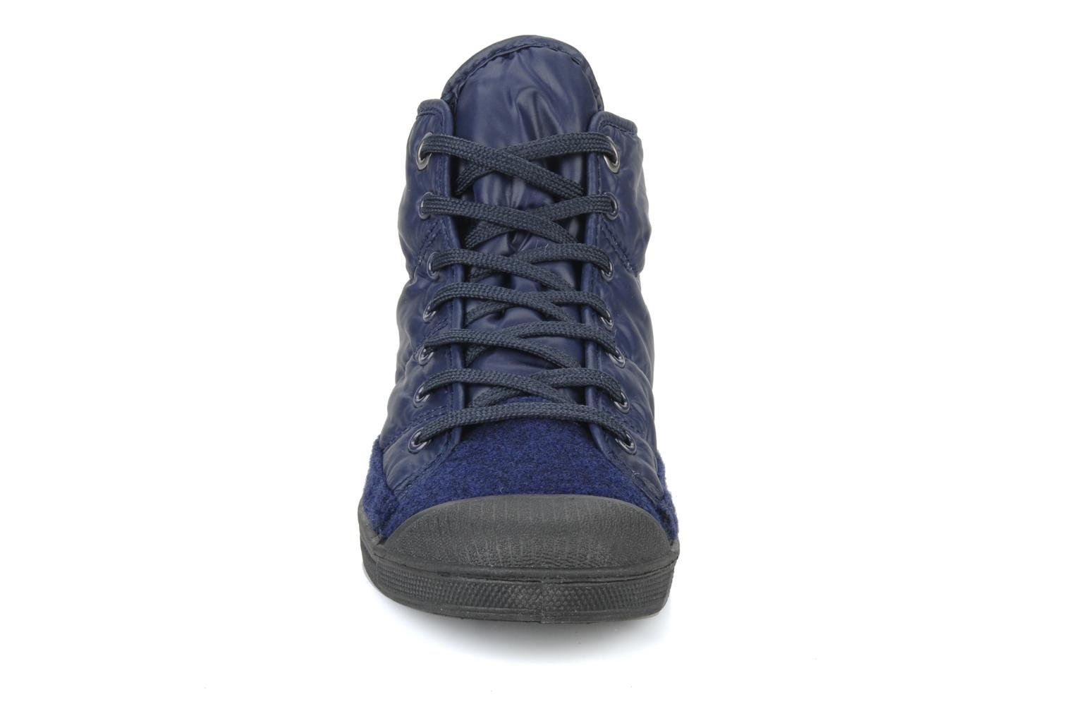 Sneakers Le temps des cerises Basic 03 doune Blauw model