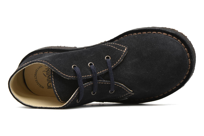 Sneakers Primigi Ground Blauw links