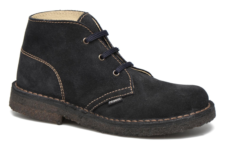 Sneakers Primigi Ground Blauw detail