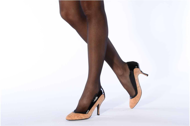 Zapatos de tacón Amelie Pichard Audrey Negro vista de abajo