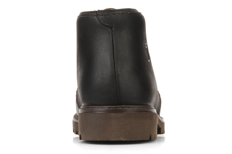 Chaussures à lacets Panama Jack Bota Panama M Marron vue droite