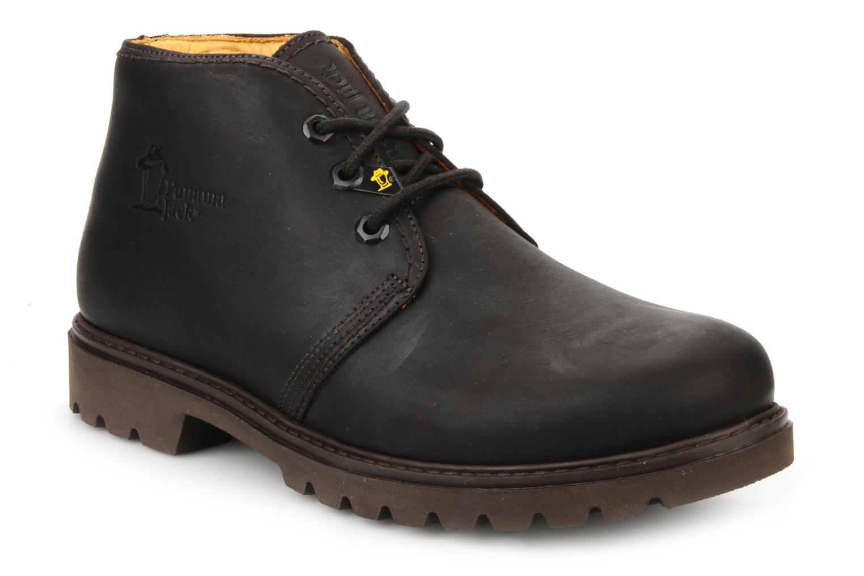 Chaussures à lacets Panama Jack Bota Panama M Marron vue détail/paire