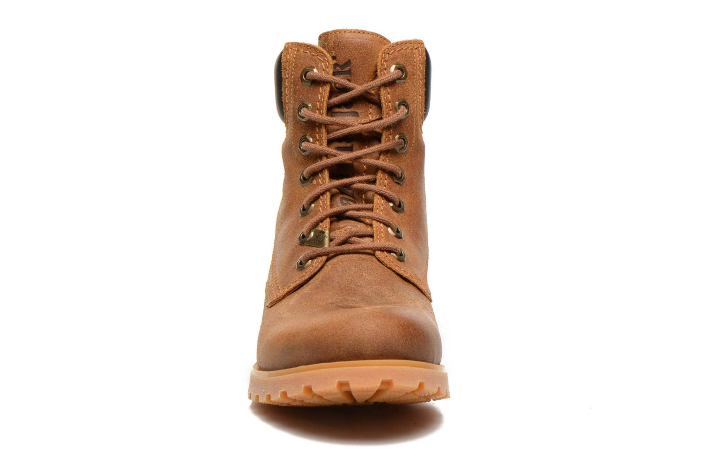 Bottines et boots Panama Jack Panama 03 M Beige vue portées chaussures