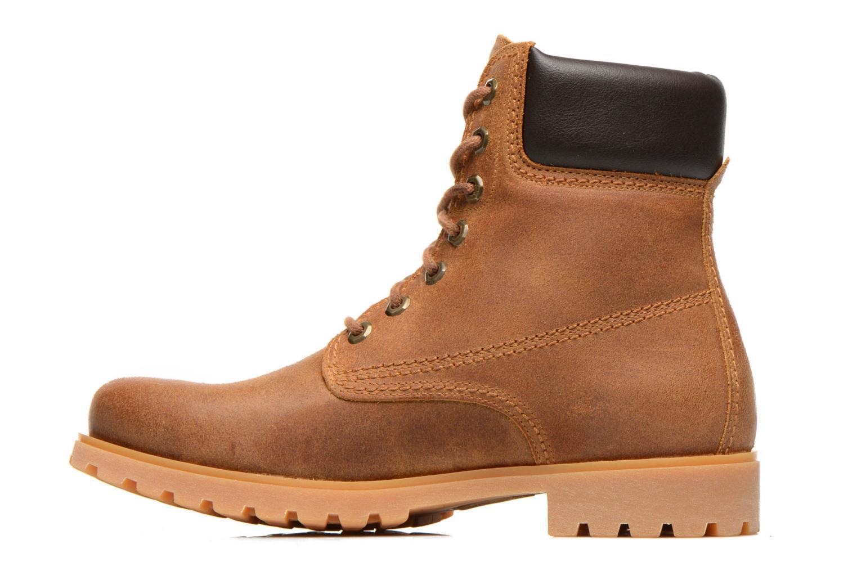 Boots en enkellaarsjes Panama Jack Panama 03 M Beige voorkant