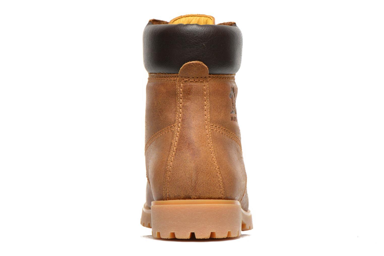 Bottines et boots Panama Jack Panama 03 M Beige vue droite