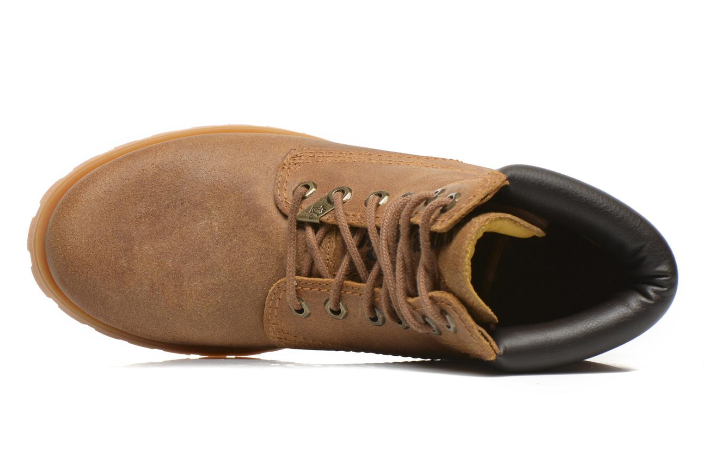 Boots en enkellaarsjes Panama Jack Panama 03 M Beige links