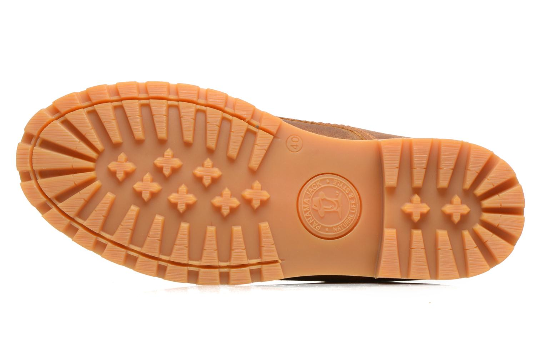 Boots en enkellaarsjes Panama Jack Panama 03 M Beige boven