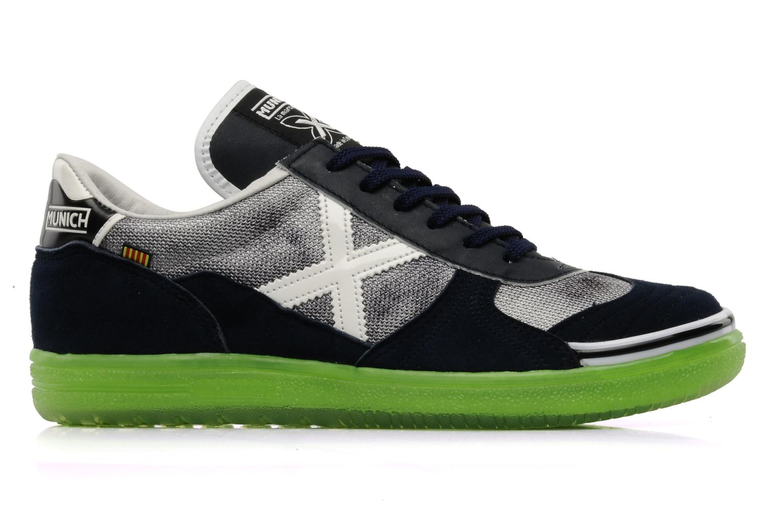 G3 m Navy/Silver grey/Lime